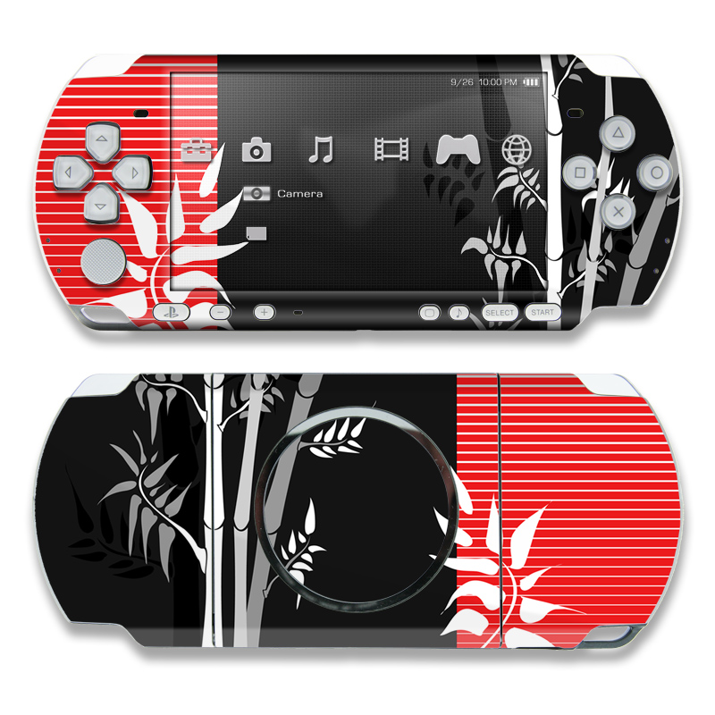 Zen Revisited PSP 3000 Skin