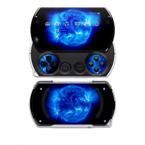 Blue Giant Sony PSP go Skin