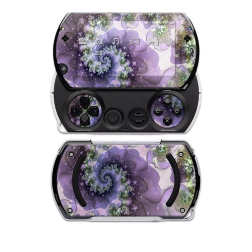Turbulent Dreams PSP go Skin