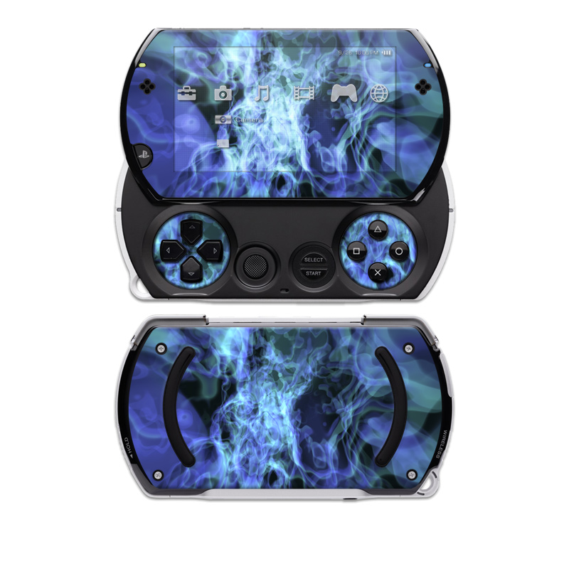 Absolute Power Sony PSP go Skin