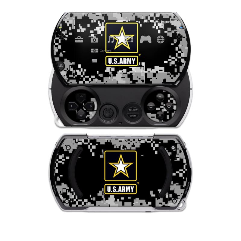 Army Pride Sony PSP go Skin