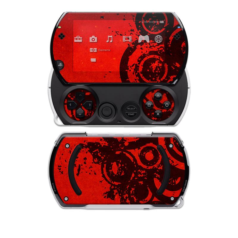 Bullseye PSP go Skin