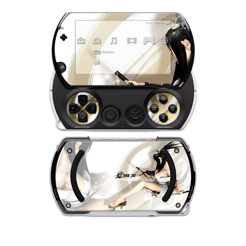 Josei 4 Light PSP go Skin