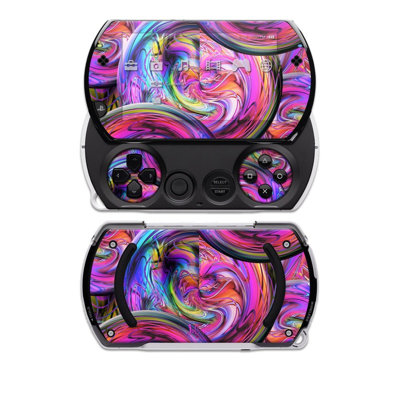Marbles PSP go Skin