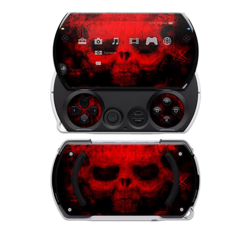 War Sony PSP go Skin