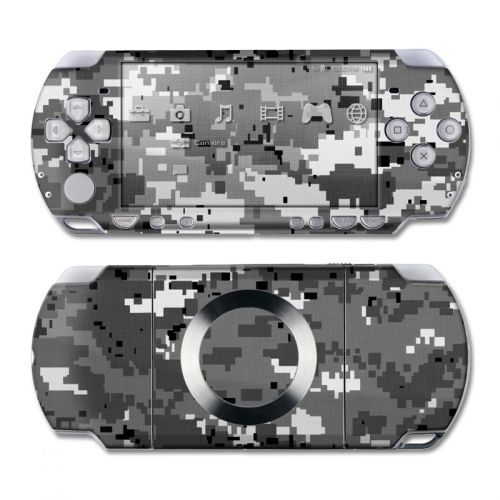 Digital Urban Camo PSP Slim & Lite Skin