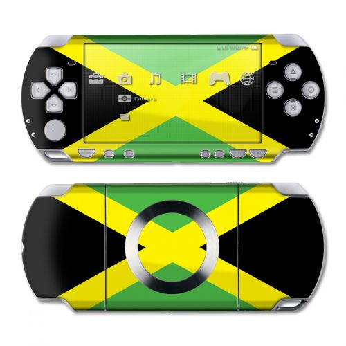 Re: The Sci-Fi Tattoo photos Thread Jamaican Flag PSP Slim & Lite Skin