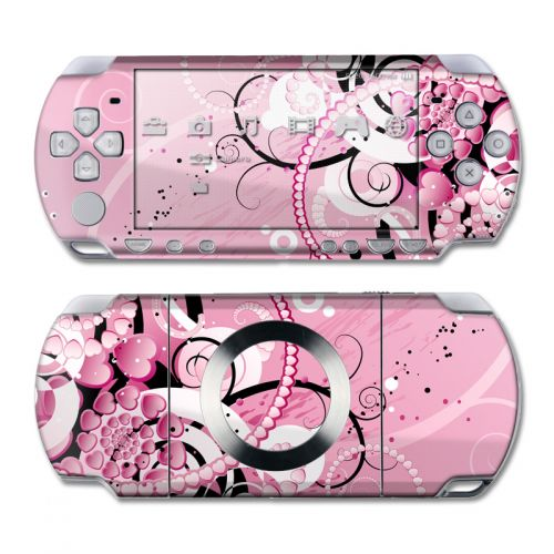 Her Abstraction PSP Slim & Lite Skin
