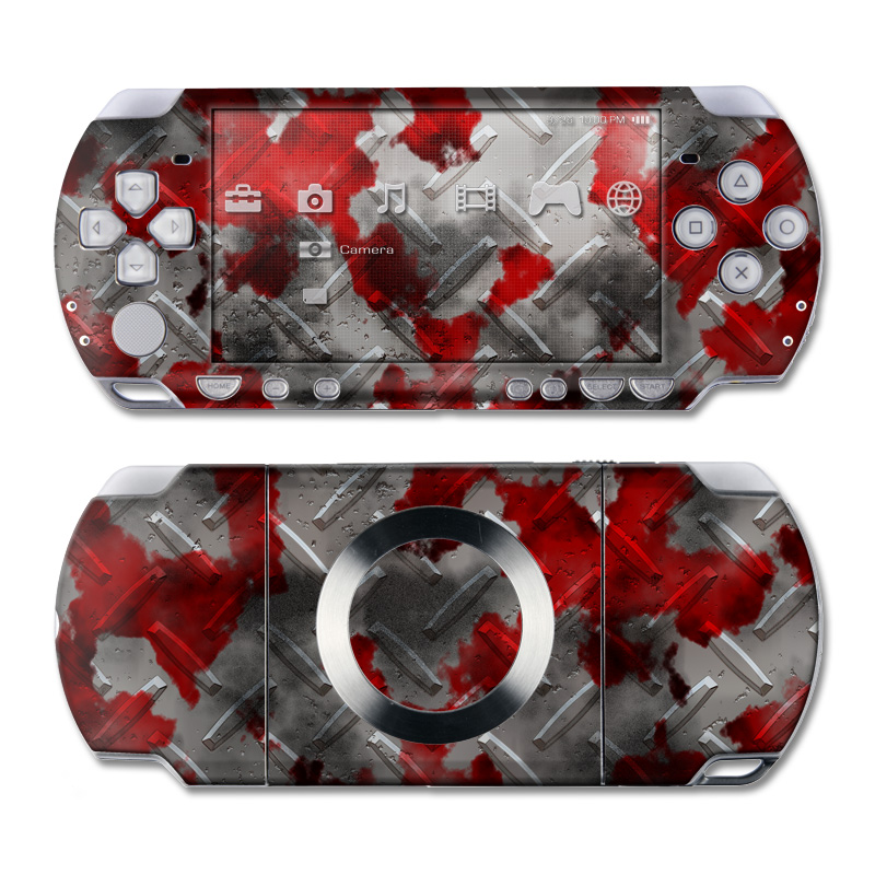 Accident PSP Slim & Lite Skin