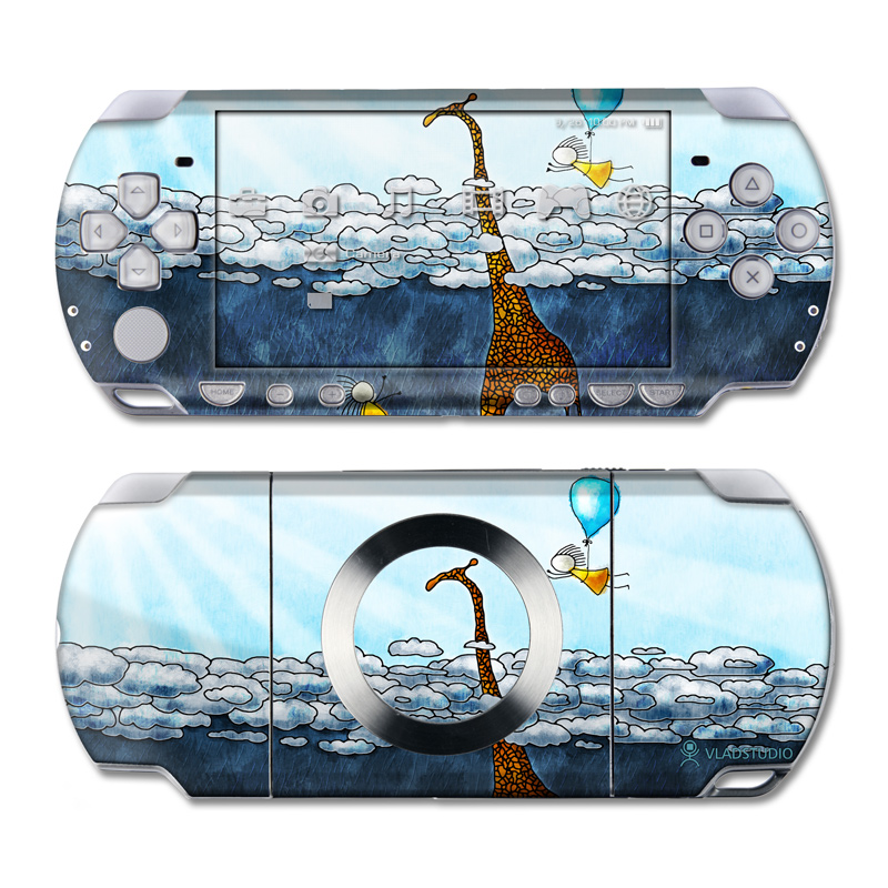 Above The Clouds PSP Slim & Lite Skin