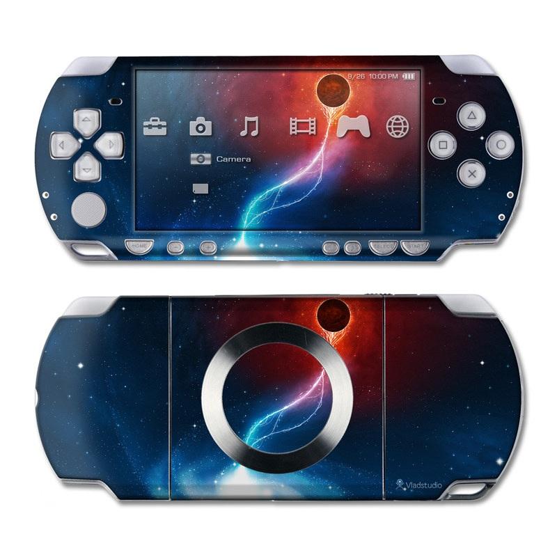 Black Hole PSP Slim & Lite Skin