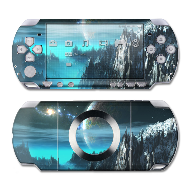 Path To The Stars PSP Slim & Lite Skin