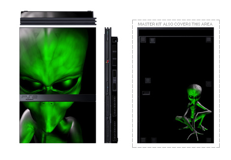 Abduction PS2 Skin
