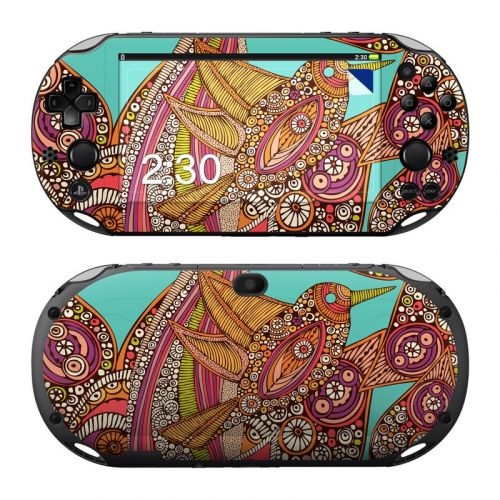 Bird In Paradise PlayStation Vita 2000 Skin