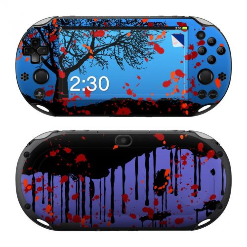 Cold Winter PlayStation Vita 2000 Skin