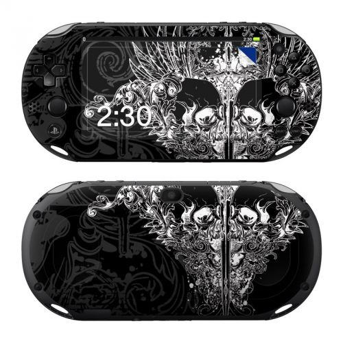 Darkside PlayStation Vita 2000 Skin