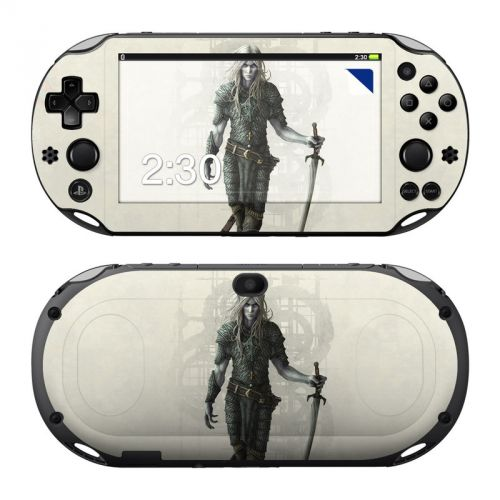 Dark Elf PlayStation Vita 2000 Skin