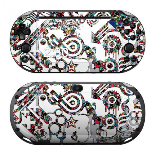 Dots PlayStation Vita 2000 Skin