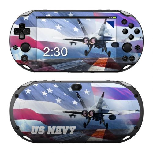 Launch PlayStation Vita 2000 Skin