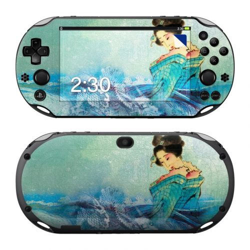 Magic Wave PlayStation Vita 2000 Skin