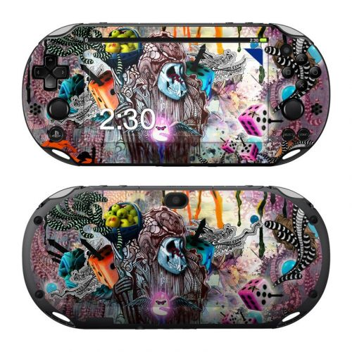 The Monk PlayStation Vita 2000 Skin