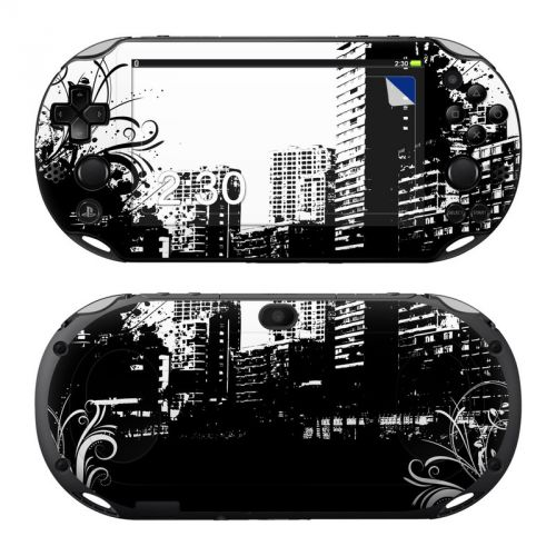 Rock This Town PlayStation Vita 2000 Skin