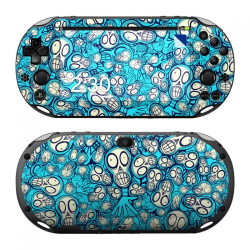 Satch Face PlayStation Vita 2000 Skin