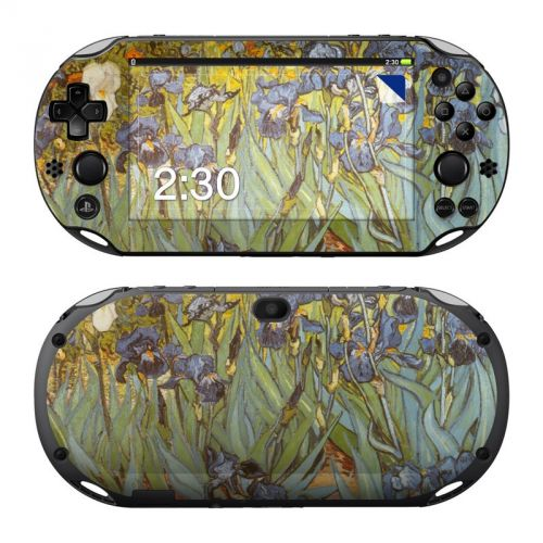 Irises PlayStation Vita 2000 Skin