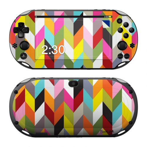 Ziggy Condensed PlayStation Vita 2000 Skin