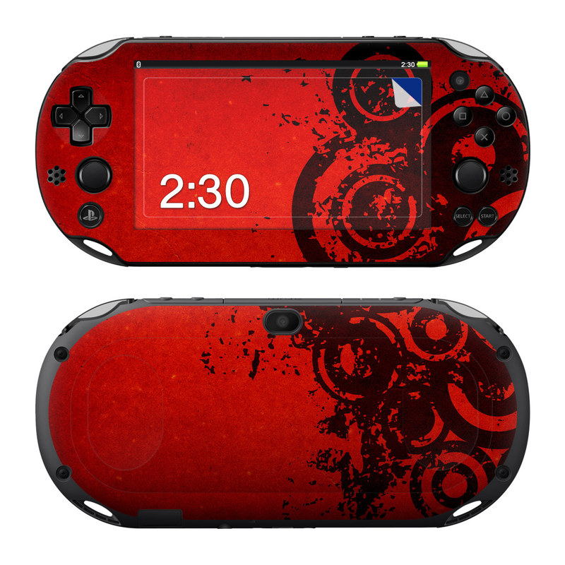 Bullseye PlayStation Vita 2000 Skin