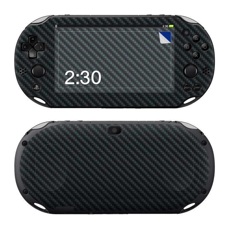 Carbon Fiber PlayStation Vita 2000 Skin