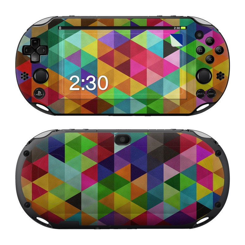 Connection PlayStation Vita 2000 Skin