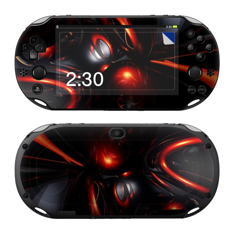 Dante PlayStation Vita 2000 Skin