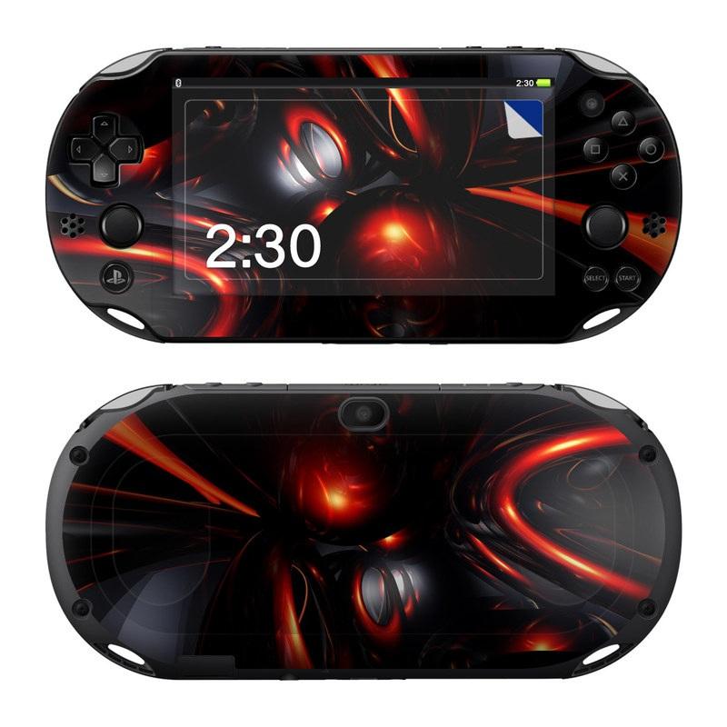 Dante PlayStation Vita 2000 Skin