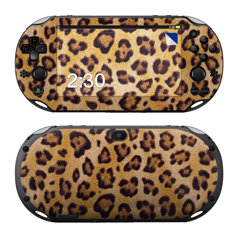 Leopard Spots PlayStation Vita 2000 Skin