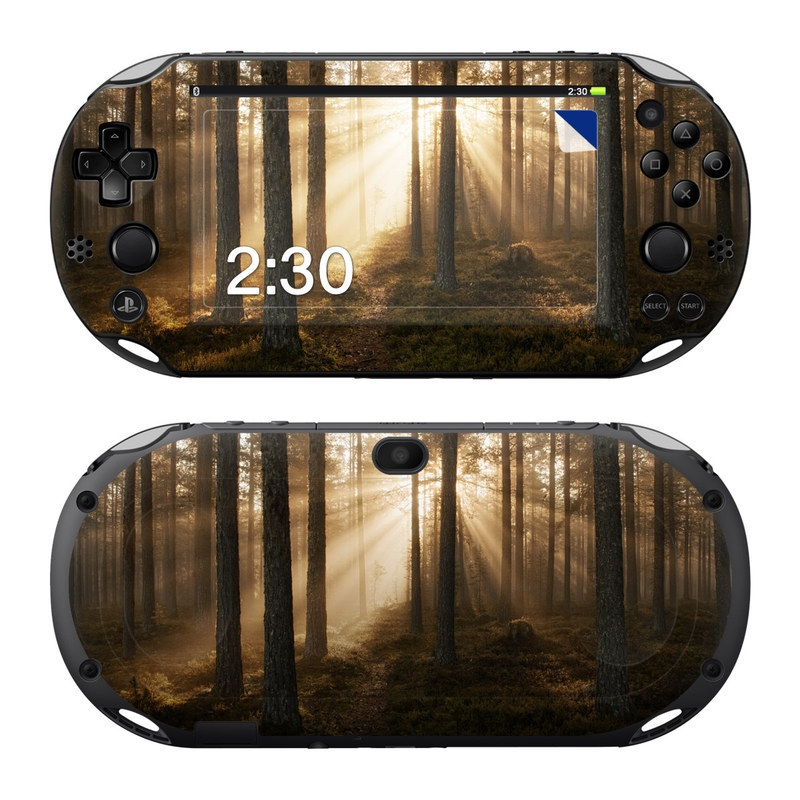 Misty Trail PlayStation Vita 2000 Skin