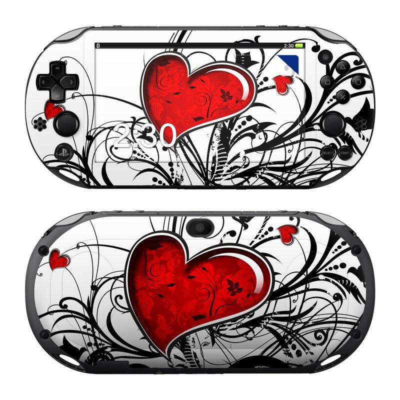 My Heart PlayStation Vita 2000 Skin