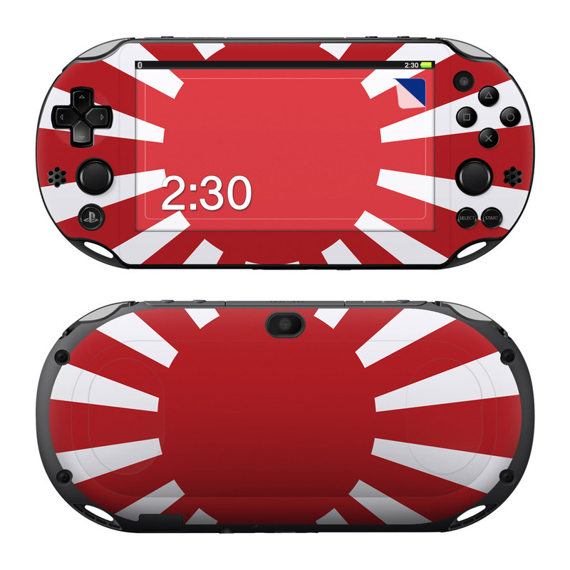 Nisshoki PlayStation Vita 2000 Skin