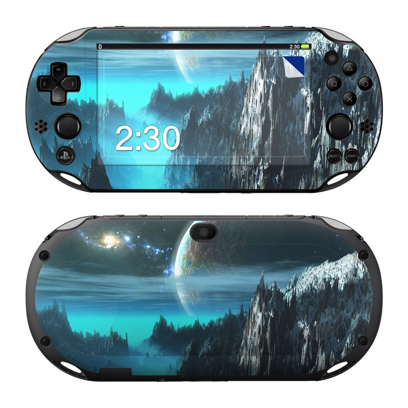Path To The Stars PlayStation Vita 2000 Skin