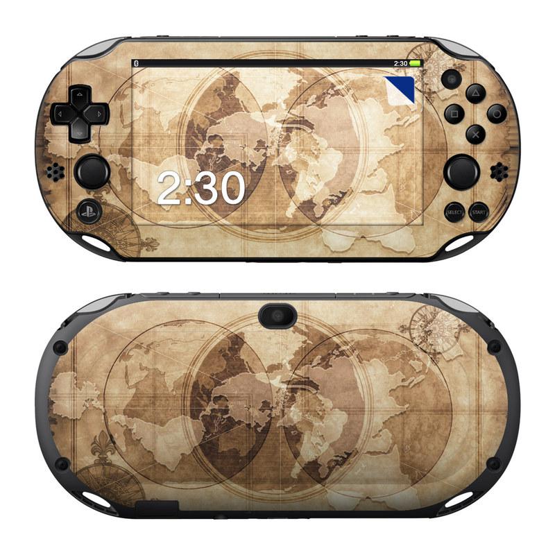 Quest PlayStation Vita 2000 Skin