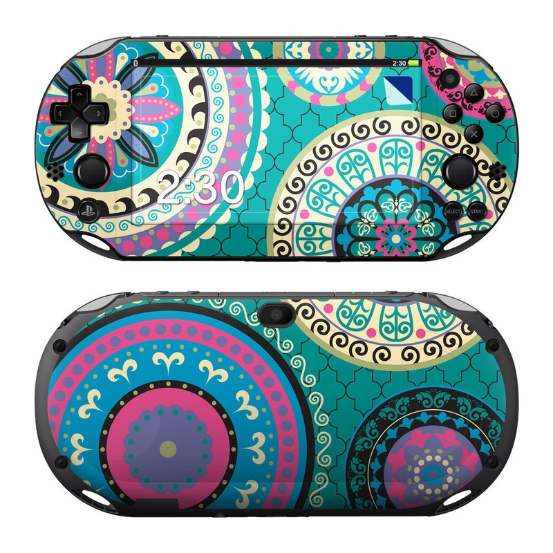 Silk Road PlayStation Vita 2000 Skin