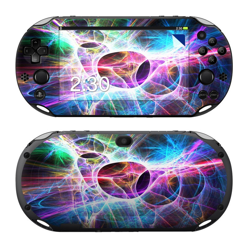 Static Discharge PlayStation Vita 2000 Skin