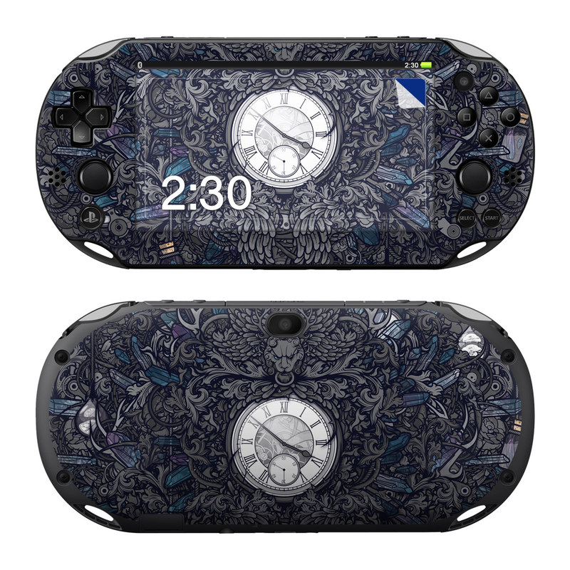 Time Travel PlayStation Vita 2000 Skin