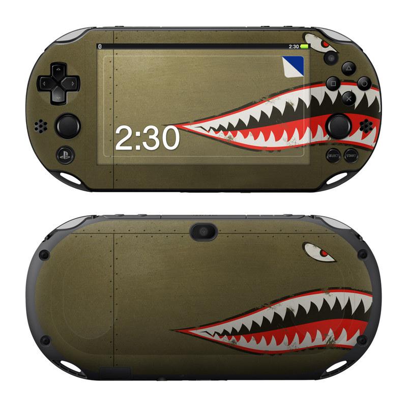 USAF Shark PlayStation Vita 2000 Skin