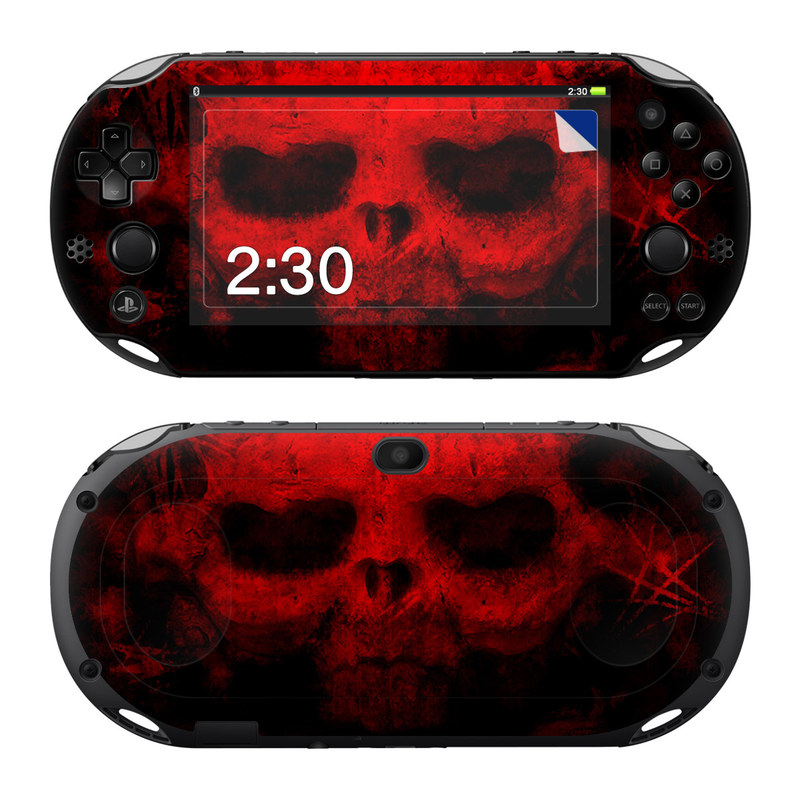 War PlayStation Vita 2000 Skin