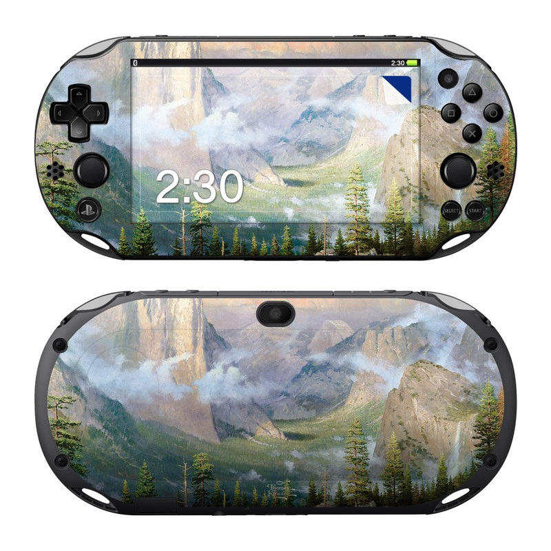 Yosemite Valley PlayStation Vita 2000 Skin