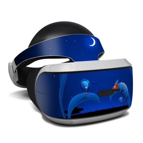 Alien and Chameleon PlayStation VR Skin