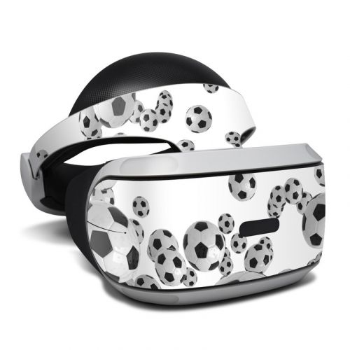 Lots of Soccer Balls PlayStation VR Skin