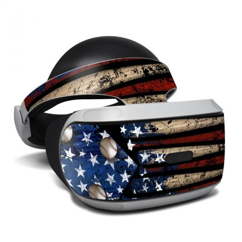Old Glory PlayStation VR Skin