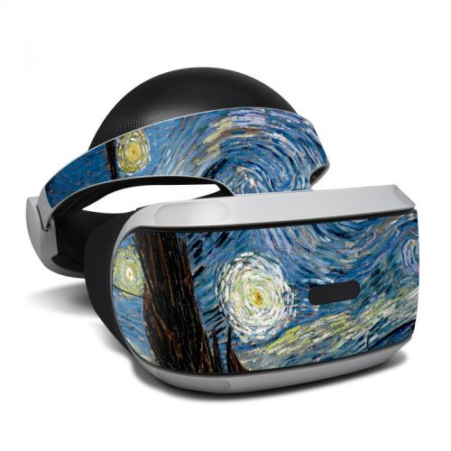 Starry Night PlayStation VR Skin